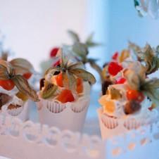 Cupcake Salada de Frutas
