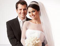 Angelina e Venicius